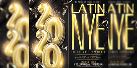 Latin NYE 2020 - The Ultimate Experience tickets