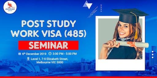 FREE Info Session - 485 Visa (TR)
