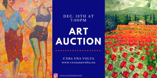 Art Auction - Caring Through Art