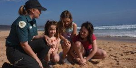 Junior Rangers Beach Treasure Hunt - Ricketts Point Marine Sanctuary tickets