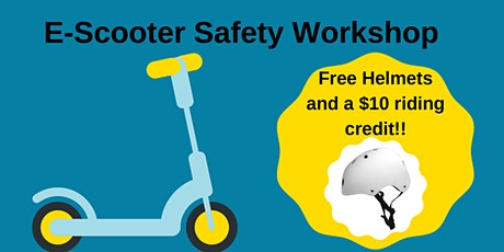 Spin E-Scooter Safety Workshop tickets
