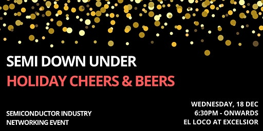 Semi Down Under: Holiday Cheers & Beers