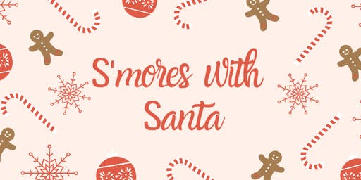 S'mores with Santa at the Farm