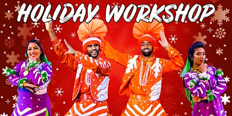 Fremont Holiday Bhangra Workshop tickets
