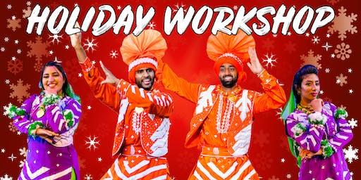 Palo Alto Holiday Bhangra Workshop
