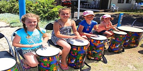 Kids on Congas tickets