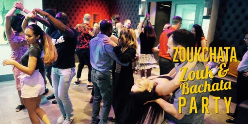 Zoukchata on the Rooftop Party! at Ivy Bar & Bistro 12/13