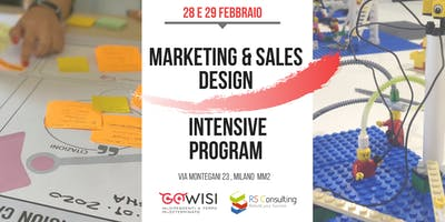 Marketing & Sales Design Intensive Program