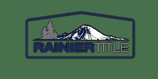 CB Bain | Rainier: Title Insurance | Behind the Scenes (3 CE-WA) | Kent Station | January 15th 2020