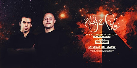 ALY & FILA [All About The Melody Tour] tickets