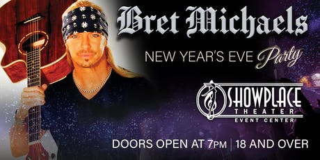 New Years Eve Party with Bret Michaels tickets