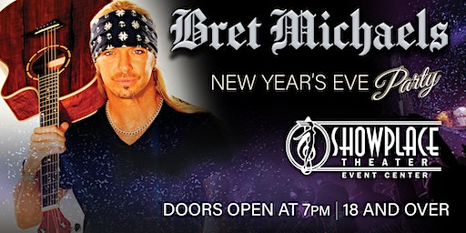 New Years Eve Party with Bret Michaels