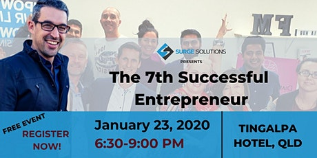 The 7th Successful Entrepreneur tickets