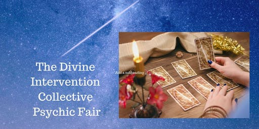 Divine Intervention January 2020 Psychic Fair