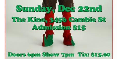 Late Lunch Comedy Show  - A Christmas Miracle tickets