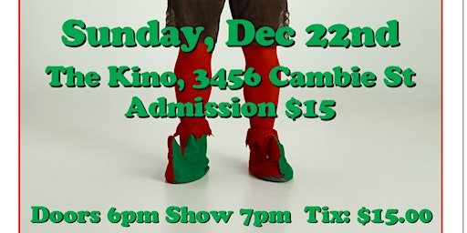 Late Lunch Comedy Show  - A Christmas Miracle