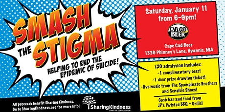 Smash the Stigma 2020 tickets