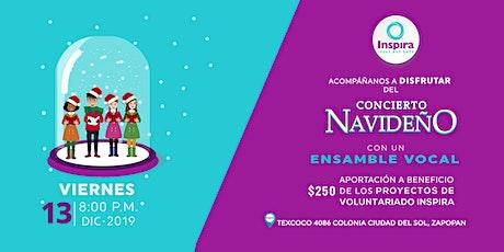 CONCIERTO NAVIDEÑO en Guadalajara entradas