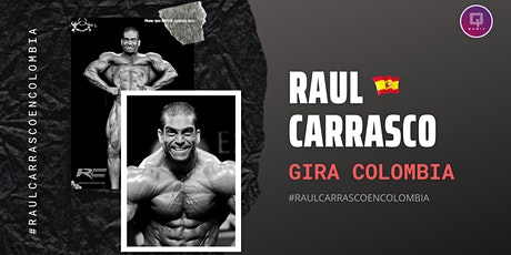 Raul Carrasco en Colombia - Cali entradas