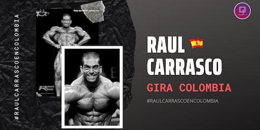 Raul Carrasco en Colombia - Cali