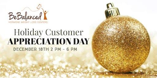 Holiday Customer Appreciation Day