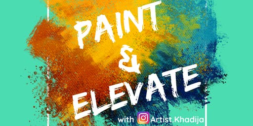 Paint and Elevate @ Port City