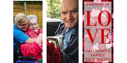Valentine's Family Date Night