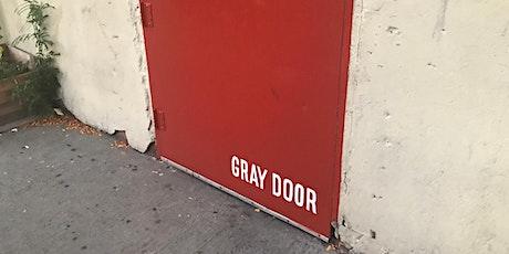 Gray Door December 2019: Sweaters Only (Bring The Heat) tickets