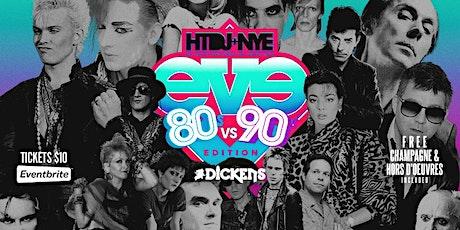 Hang The DJ pres. NYE 2020 80s VS 90s tickets