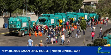 5/30/20 LASAN Open House - North Central LA tickets