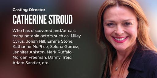 Casting Meet & Greet: An Afternoon with Casting Dir. Catherine Stroud