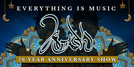 Atash in Concert - 20 Year Anniversary Show - Homage to Rumi 2020