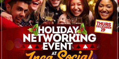 Holiday Networking Event Hosted by GMU Alumni tickets