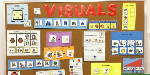 "Visual Aids ""Make and Take"" Workshop - January"