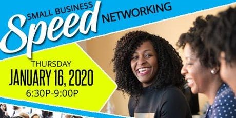 Small Business Speed Networking - January tickets