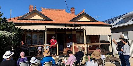 WWI - ANZAC Cottage tickets