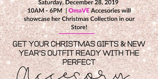 Shop Local This Christmas at Kindness Collection | Guest: OMAVE Accesories