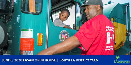 6/6/20 LASAN Open House - South LA tickets