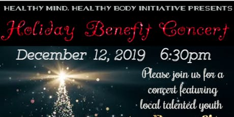 Holiday Benefit Concert tickets