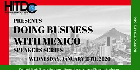 Doing Business with Mexico tickets