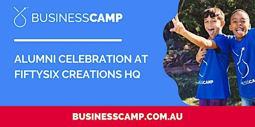 Fiftysix Creations + Business Camp: Alumni Celebration
