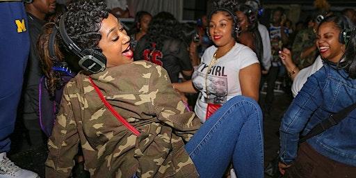 """Urban Fêtes presents: SILENT """"R&B vs TRAP"""" PARTY ATL"""