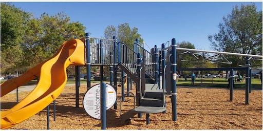 New KaBOOM! Playground Grand Opening