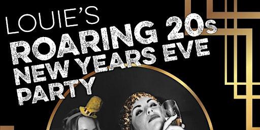 Roaring 20s NYE Bash at Bar Louie