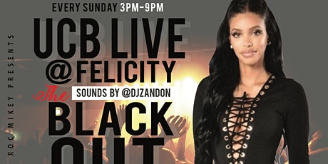 UCB Performing Live !!! #TheBlackoutDayParty (EVERYBODY FREE RSVP ONLY) tickets