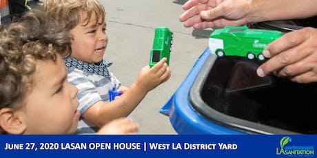 6/27/20 LASAN Open House - West LA tickets