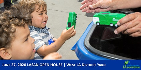 CANCELLED: 6/27/20 LASAN Open House - West LA tickets