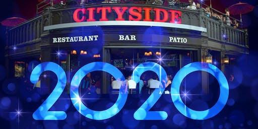 Cityside Bar - New Years Eve 2020