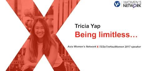 Asia Women's Network x TEDxTinHauWomen 2017 Speaker Tricia Yap tickets