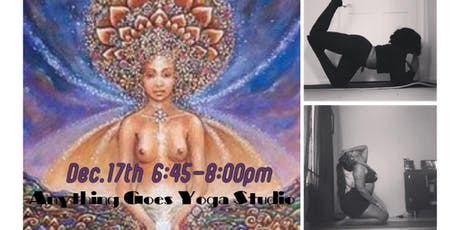 A Beginners Sensual Yoga Experience tickets